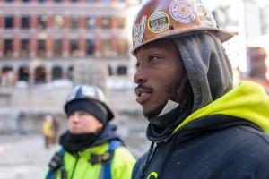 Kendall Sceviour, Local 327, Jaleel Burton, Local 327